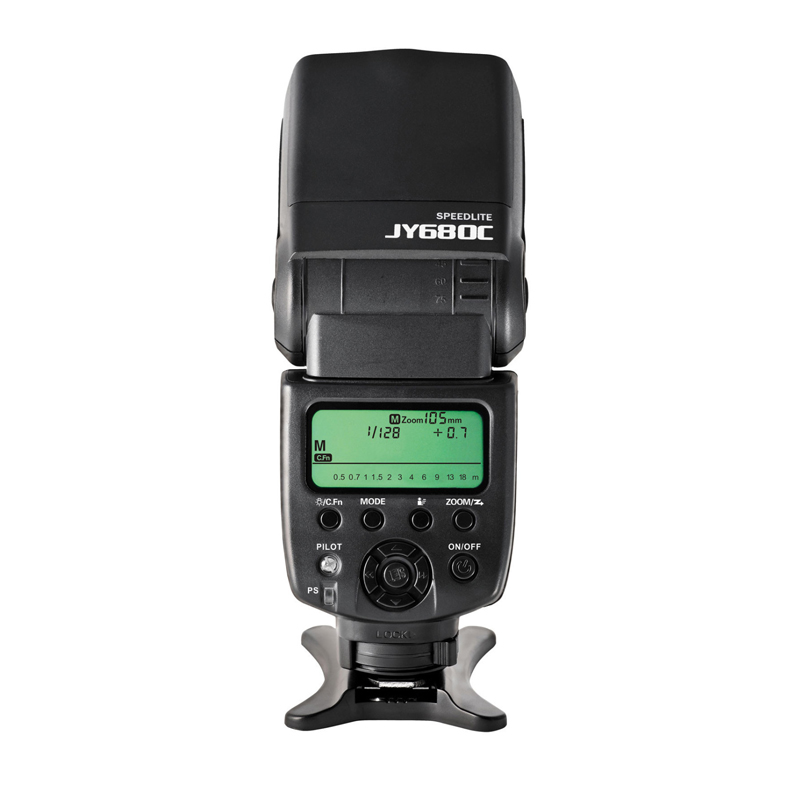 Flash Viltrox 680C E-TTL for Canon