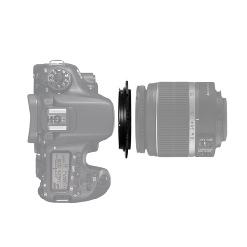 Mount đảo đầu 58mm for Sony E mount