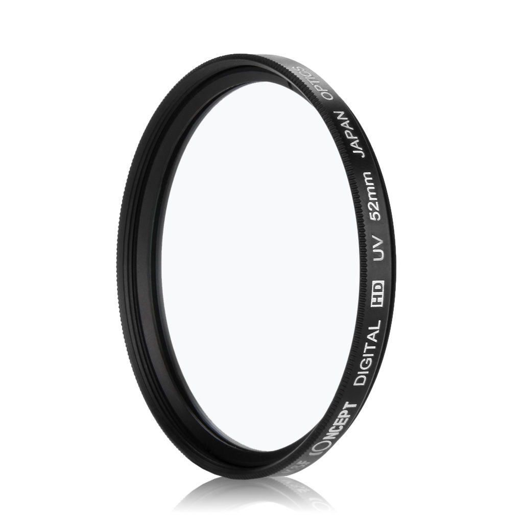 K&F Concept filter UV Digital HD - Japan Optic - Size 82mm