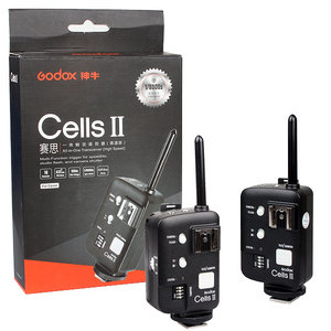 Trigger Godox Cell II for Canon/Nikon TTL Hss 1/8000s