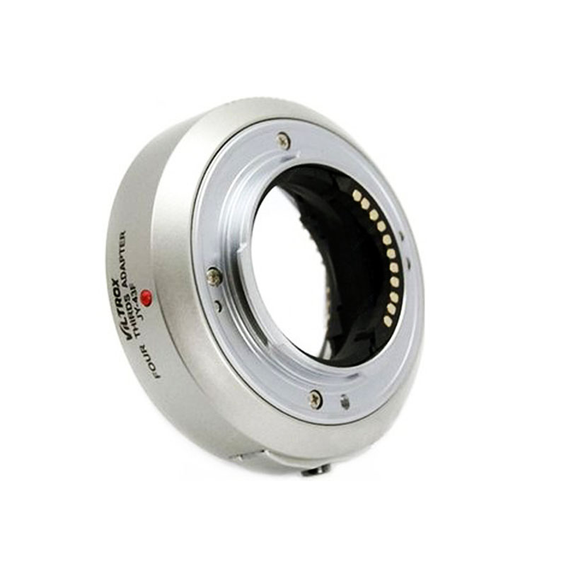 VILTROX JY-43F automatic adapter mount Panasonic/Olympus macro M43 mount / 43 Lenses