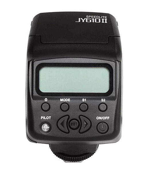Đèn Flash Viltrox JY610II for Mirroless