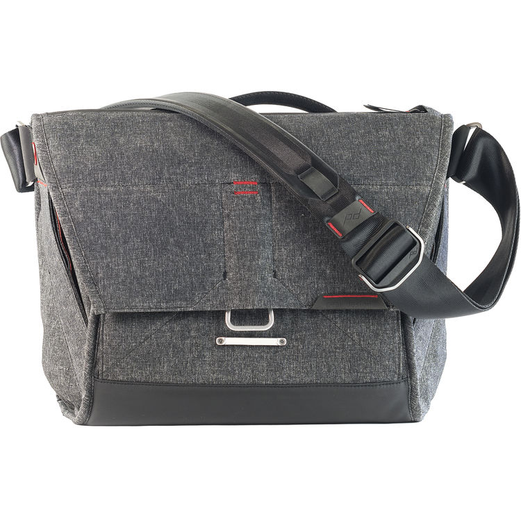 "Peak Design Everyday Messenger 13"" (Charcoal)"